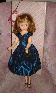 Vintage Sweet Sue Sophisticate American Character Doll & Box  VERY NICE !!!! #DollswithClothingAccessories