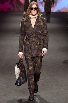 Etro - Fall 2017 Menswear