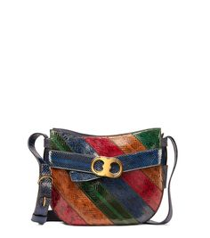 91114b3c2178 Visit Tory Burch to shop for Gemini Link Snake Cross-body and more Womens  View All. Find designer shoes