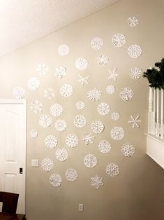 Paper Snowflakes – Reyna's Home