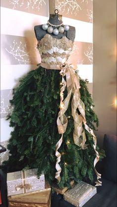 New take on a Christmas tree
