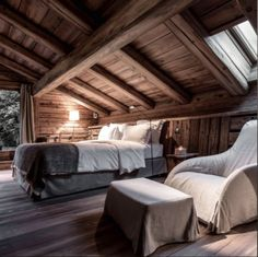 Mountain chalet /Martine Haddouche/ More