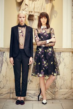 Michelle Dockery stuns in new film Non-Stop photo call with Julianne Moore and Liam Neeson | Mail Online