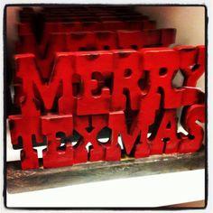 Texas Christmas decorations