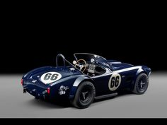 AC Cobra 289 Mk II Roadster. Goodwood Revival TT Competitor