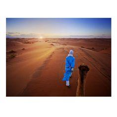 Riding into the Sunset - Merzouga, Er Rachidia