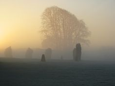 Avebury stone circle, England by Another Partial Success