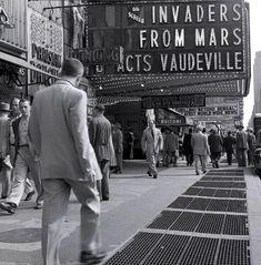 NYC 50's photo by Frank Oscar Larson