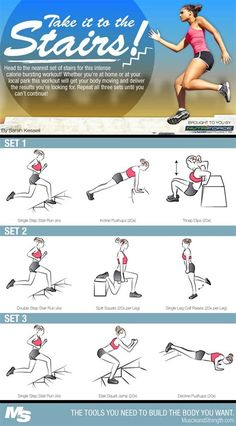 65 Ideas For Running Stairs Workout Website Stairs Makeover ideas Running Stairs TreppenTraining website Workout 65 Ideas For Running Stairs Workout Website . Stairs Workout, Gym Workouts, At Home Workouts, Studio Workouts, Outdoor Stairs, Deck Stairs, Step Workout, Sunday Workout, Workout Plans