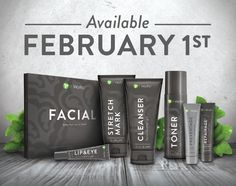 New Look for the Facial Care Products and Stretch Mark Cream. Much more uniform with our other products! bikinimom.myitworks.com