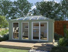Garden Office Rooms