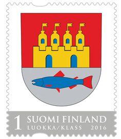 Oulun vaakuna - 10 ...
