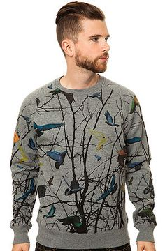 Staple- Edgar Loopback Sweatshirt