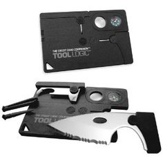 Tool Logic Credit Card Companion with 9 Tools, Black The SOG Specialty Knives & Tools Credit Card Companion is a credit card-sized multitool, Credit Card Multi Tool, Stocking Stuffers For Men, Specialty Knives, Folding Pocket Knife, Pocket Knives, Christmas Gifts For Men, Christmas Fun, Holiday Fun, Survival Tools