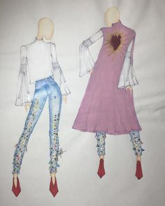 Sketch #jeans #jacket #sketch #fashionsketch #cocteldress #fashionday #fashionstyle #fashionstreet #handmade #sketch #fashionsketch #fashionsketch #fashiondesigner #fashiongirl #fashionladies #fashionlife #lovemyjob #aw #autunn #winter #newcolection @ga__official