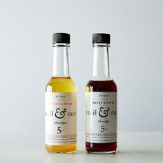Fruit-Infused Cocktail Bitters: Produced by hand in small batches using only raw, natural ingredients.  #food52