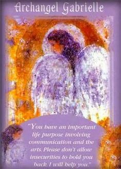 Archangel Gabrielle
