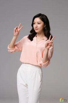 Seo Ji Hye, Korean Beauty, Girls Dresses, Actresses, Blouse, Long Sleeve, Dress Girl, Sleeves, Dramas