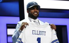 The Dallas Cowboys and their #4 pick Ezekiel Elliott are huge winners in the 2016 NFL Draft.