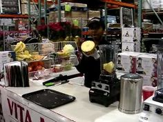 Vitamix5200 Costco Demo #Vitamix Use code 06-006499 for free shipping at Vitamix.com