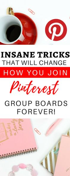 Learn everything you want to know about how to use and how to join Pinterest group boards to promote your website to make money. Pinterest is THE BEST social media outlet for bloggers to get viral traffic to your blog! Do you know how to get more followers and repins using Pinterest group boards? This post full of tricks will answer all your questions! #groupboards #pinterest #blogging
