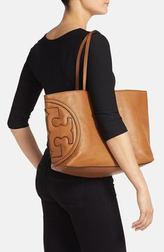 Tory Burch 'All T' East/West Tote | Nordstrom