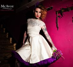 Rock Chic Inspiration – I Want a Rock and Roll Wedding Part 2