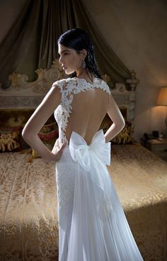 An Unforgettable Exit | Berta Bridal 2015 Bridal Collection