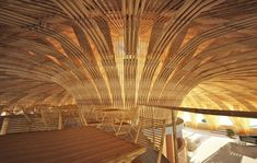 Majestic Bamboo Dome Built Using Not a Single Nail | Inhabitat - Sustainable Design Innovation, Eco Architecture, Green Building