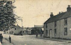 1920s Eaglesham, The Cross: a few miles south of Glasgow