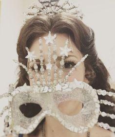 Operafantomet: phantoming, 24601musicals: Sara Sarres as Christine on...