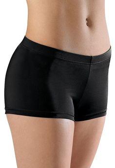 Nylon/Spandex Dance Booty Shorts | Balera™