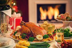 Christmas turkey dinner by K2PhotoStudio