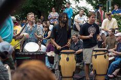 Asheville Drum Fun