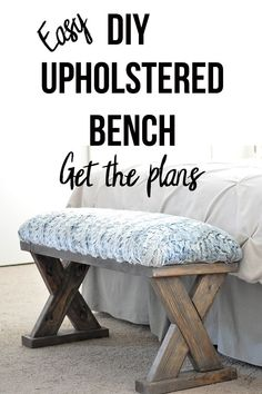 Love this bench! An