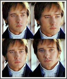 "Matthew Macfayden as Darcy. I also love him as Arthur Clennam in ""Little Dorrit"". Both Characters have such wonderful moral character!"