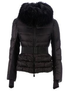 61b52ea997da 15 best Moncler Femme images on Pinterest   Fur jacket, Field jacket ...