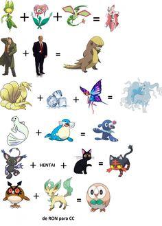 Las fusiones de Pokémon Sol y Luna        Gracias a http://www.cuantocabron.com/   Si quieres leer la noticia completa visita: http://www.estoy-aburrido.com/las-fusiones-de-pokemon-sol-y-luna/