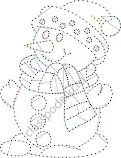 The Latest Trend in Embroidery – Embroidery on Paper - Embroidery Patterns Embroidery Cards, Embroidery Thread, Embroidery Patterns, String Art Templates, String Art Patterns, Card Patterns, Sewing Patterns, Sewing Cards, Snowman Cards