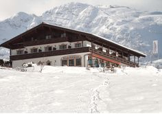 Hotel Alpengasthof Winklmoosalm