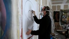 Alvaro Sotomayor - an IN THE MAKE studio visit with the Amsterdam painter