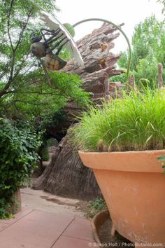 Albuquerque's Rio Grande Botanic Garden - Children's Fantasy Garden - holt_1112_203.tif