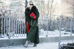 They Are Wearing: New York Fashion Week Fall 2015 - Slideshow