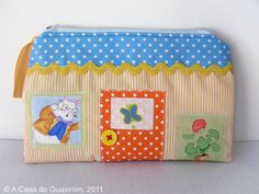Items similar to Zipper Pouch. on Etsy
