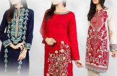 Which Kurti Styles Are Popular In 2017?