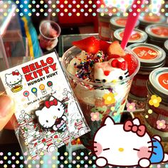 The Hungry Hunt Is On! | Hello Kitty Junkie