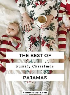 efbc2442da The Best of Family Holiday Pajamas