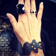 Anillos Tous - I purchased this ring while in Cancun at the Tous Boutique and I absolutely luv it!