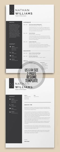 Resume  Resumes Stationery Download Here HttpsGraphicriver