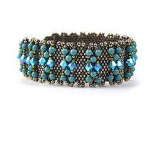 Liisa Turunen Designs - Sonia Bracelet Beading Kit, $42.00 (http://www.liisaturunendesigns.com/sonia-bracelet-beading-kit/)